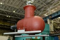 Освоено производство подруливающих устройств мощностью 500 кВт